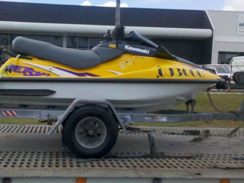 Moving Jetskis interstate - Door to Door Car Transport