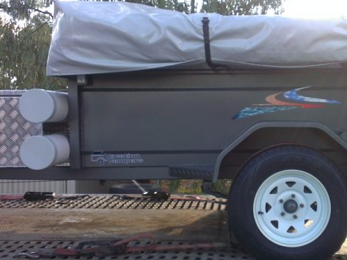 Interstate camper trailer transport - Door to Door Car Transport