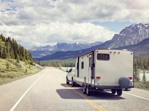 towing caravan accidents
