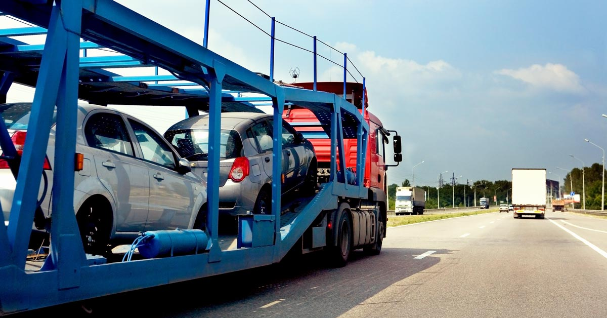 The best way to transport your car interstate door to door for Door to door transport