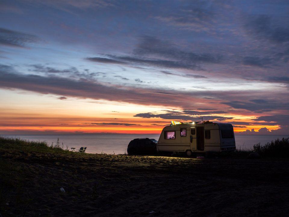 Remote caravan sites for a quiet getaway