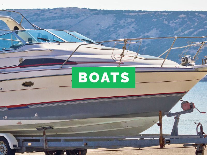 Interstate Boat Transport, Right To Your Door!
