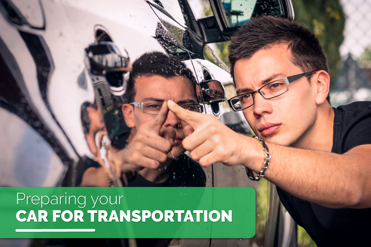 Preparing Your Car for Transportation