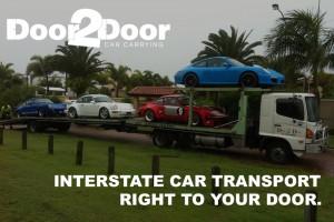 Interstate Car Transport: Door to Door Car Carrying