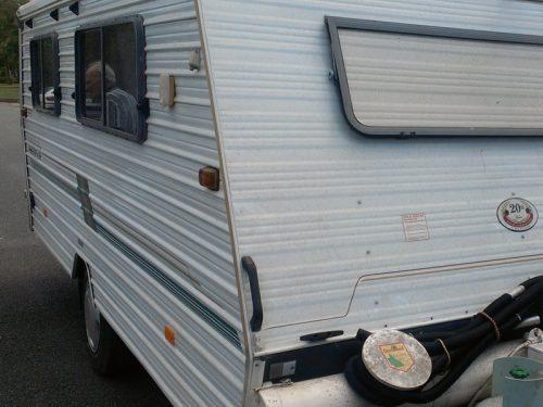 Caravan Transport Interstate - Door to Door Car Carrying