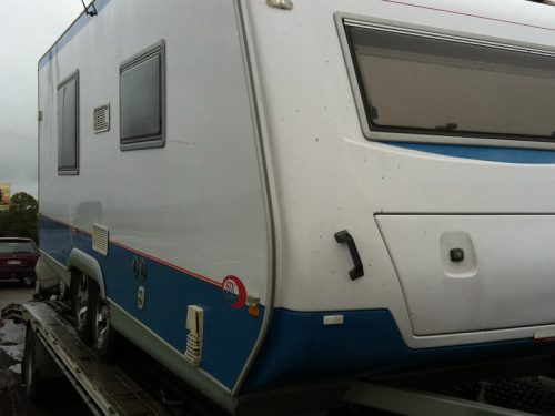 Caravan Carrying - Door to Door Car Transport