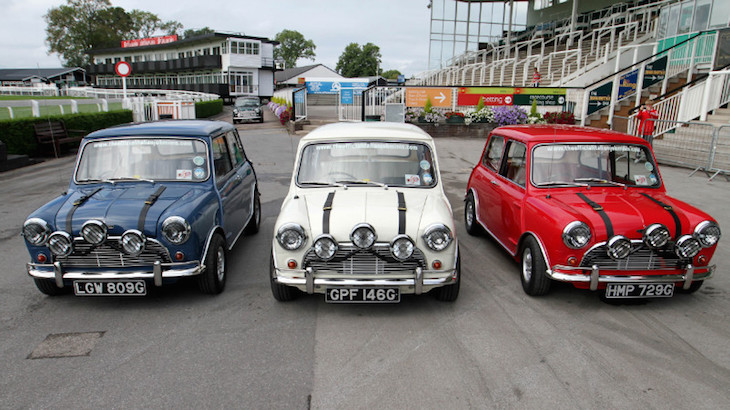 Can you guess the movie these classic cars starred in?   Door to Door Car Carrying