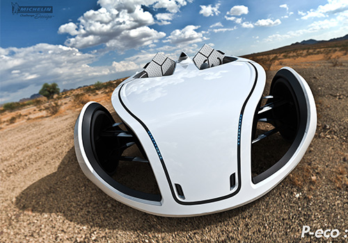 7 Awesome (But Totally Weird) Concept Cars