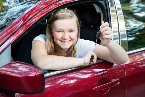 Best Present for a Uni Graduate: Send Your Child a New Car