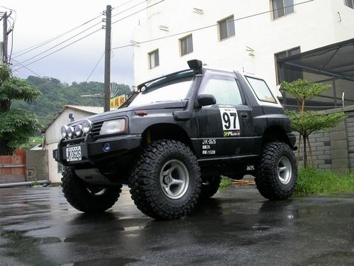 Suzuki Vitara: The Little Battler 4WD!   Door to Door Car Carrying   Brisbane