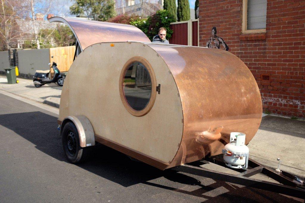 building caravans