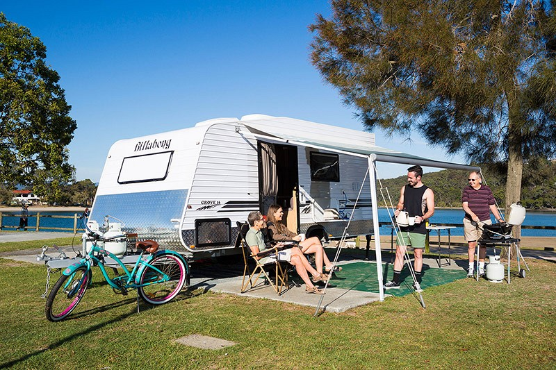 tallebudgera creek caravan park