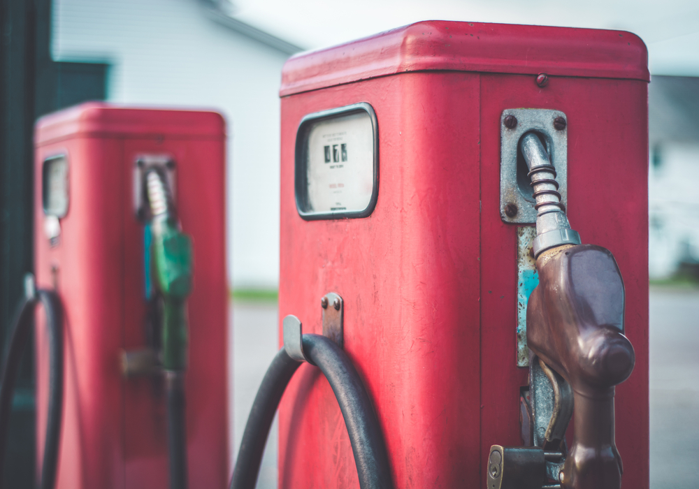 What type of fuel can be used with vintage cars?
