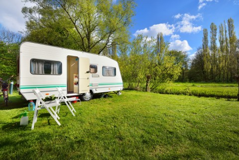 spring caravanning in nsw
