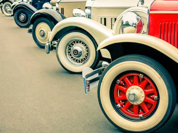 luxury cars of the 30s and 40s