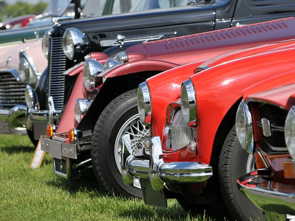 Motorclassica - See Over 100 Rare and Desirable Cars in One Day