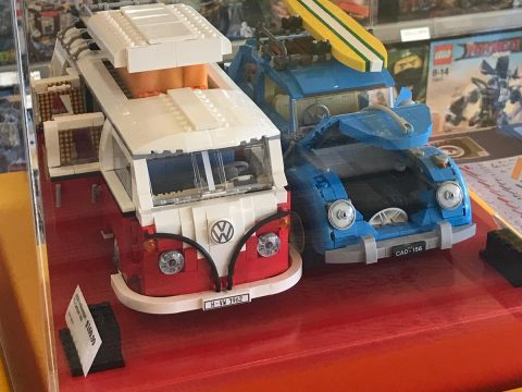 Lego's latest collectables make the perfect gift for classic car lovers