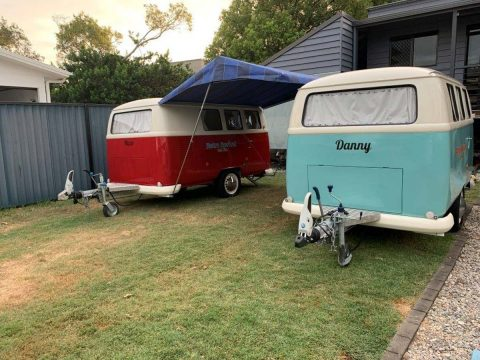 How to grow your fleet of vintage camper caravans