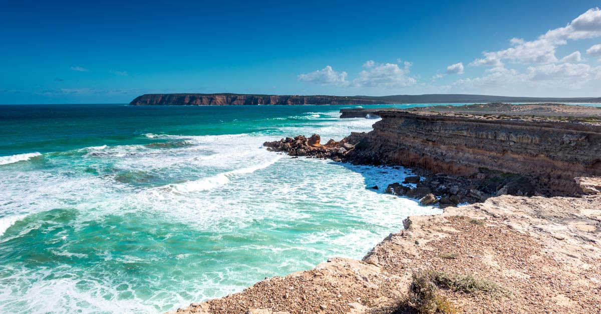 Eyre Peninsula – Door to Door can transport your boat to South Australia from interstate for your fishing holiday.