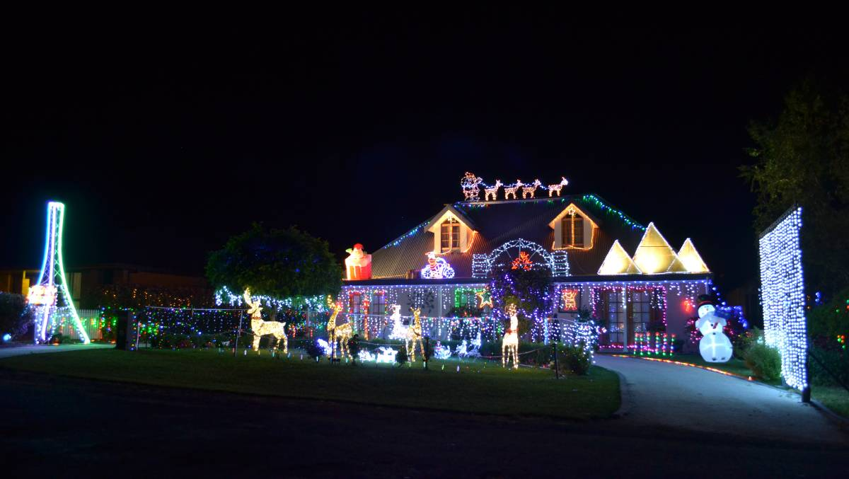 Cowra Christmas Light Competition - 2020 Christmas Events for the Family