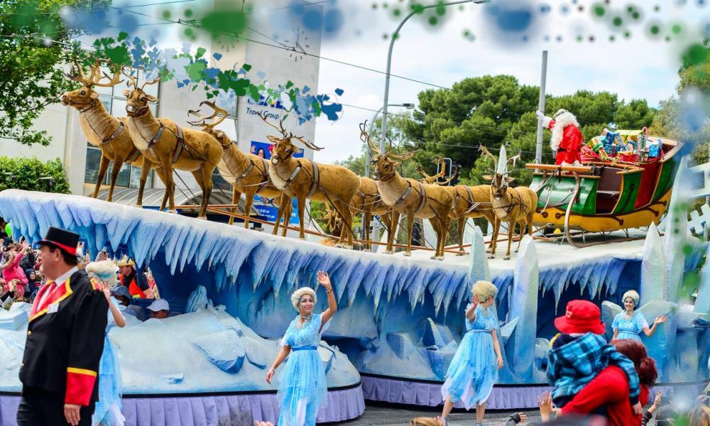 Gold Coast Christmas Parade - 2020 Christmas Events for the Family