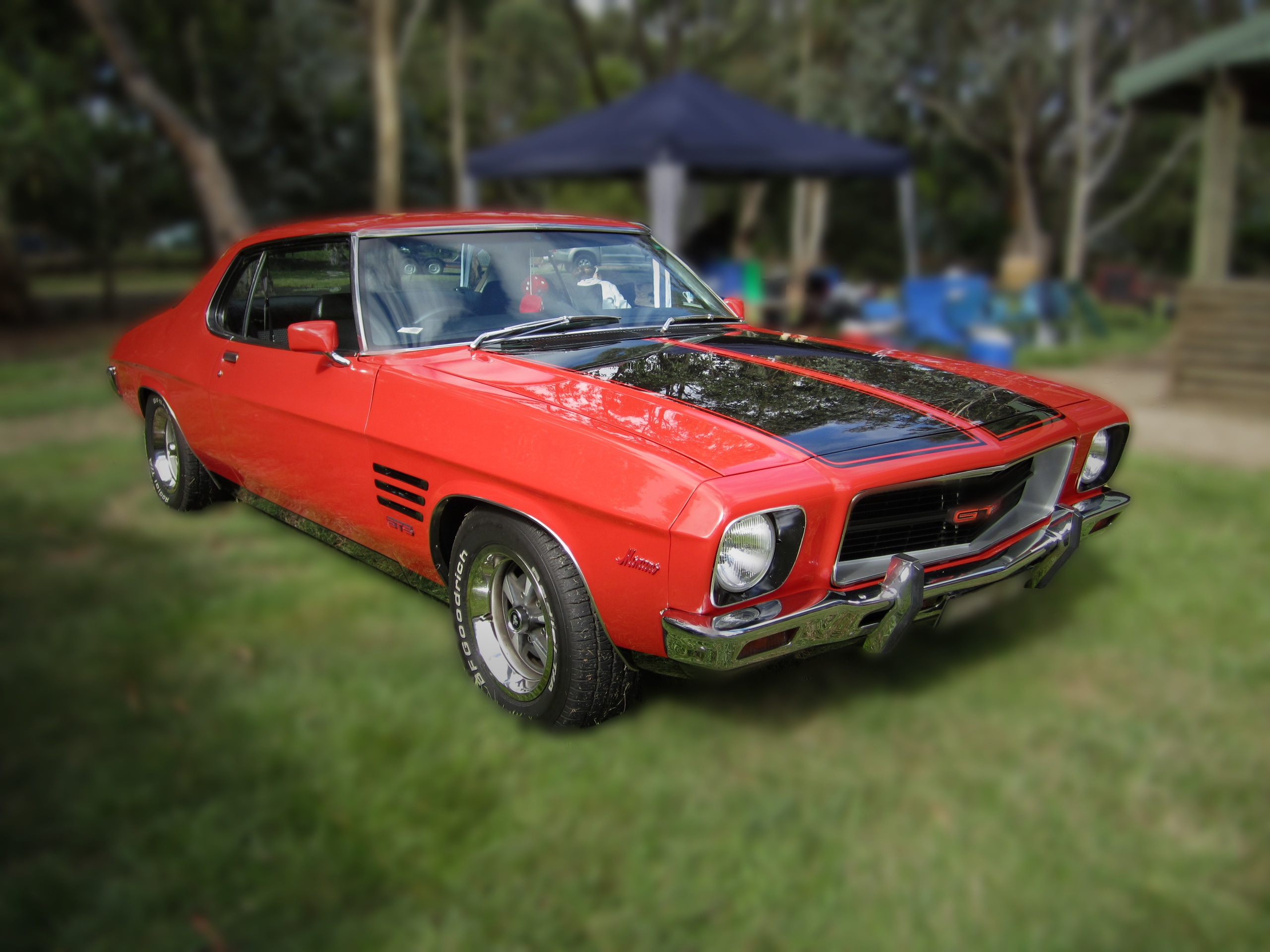 Holden Monaro HQ GTS 350 - Dream Cars of the Past and Present