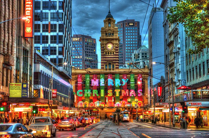 Melbourne Christmas Carols - 2020 Christmas Events for the Family