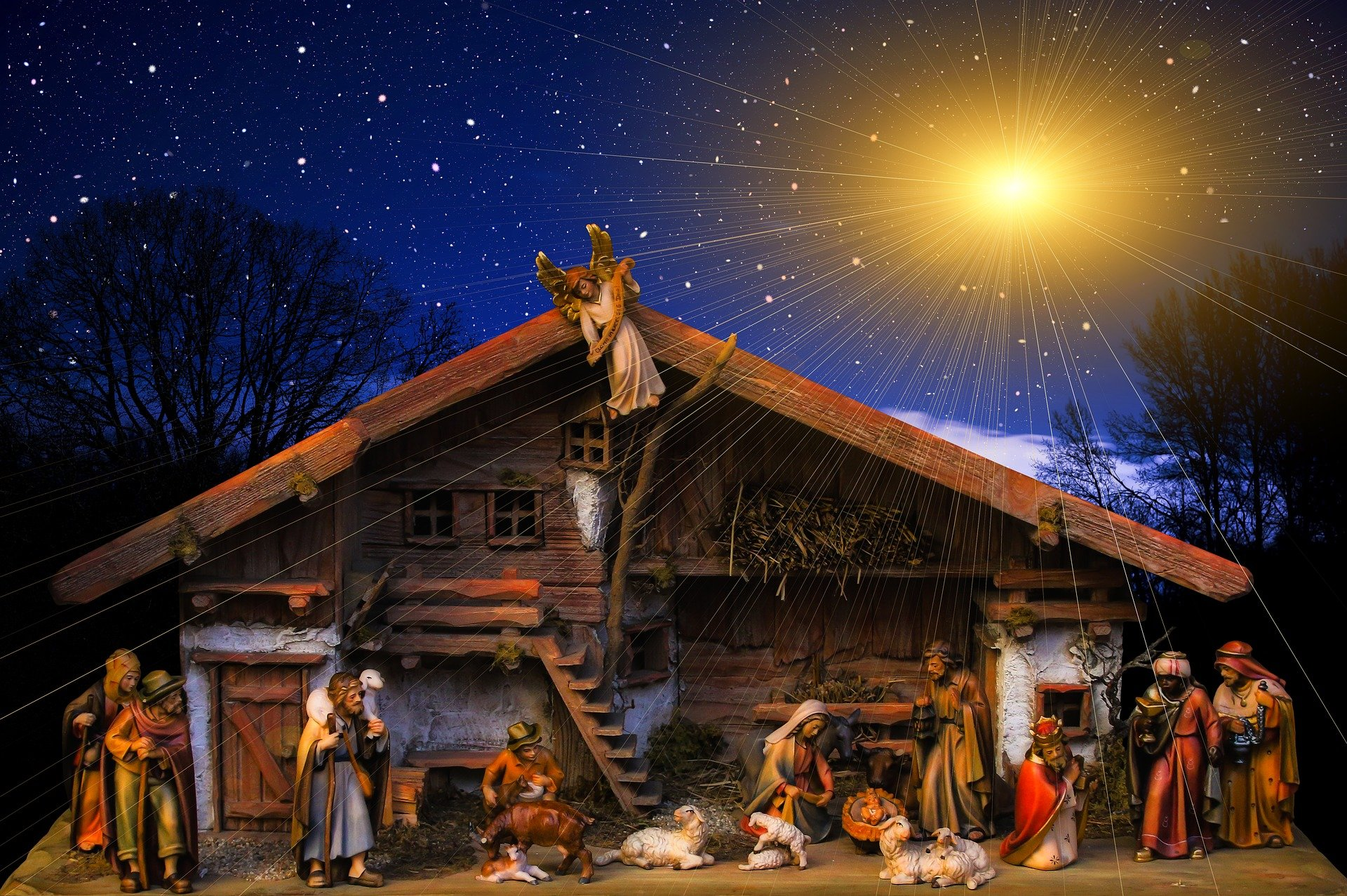 The Manger Project - 2020 Christmas Events for the Family