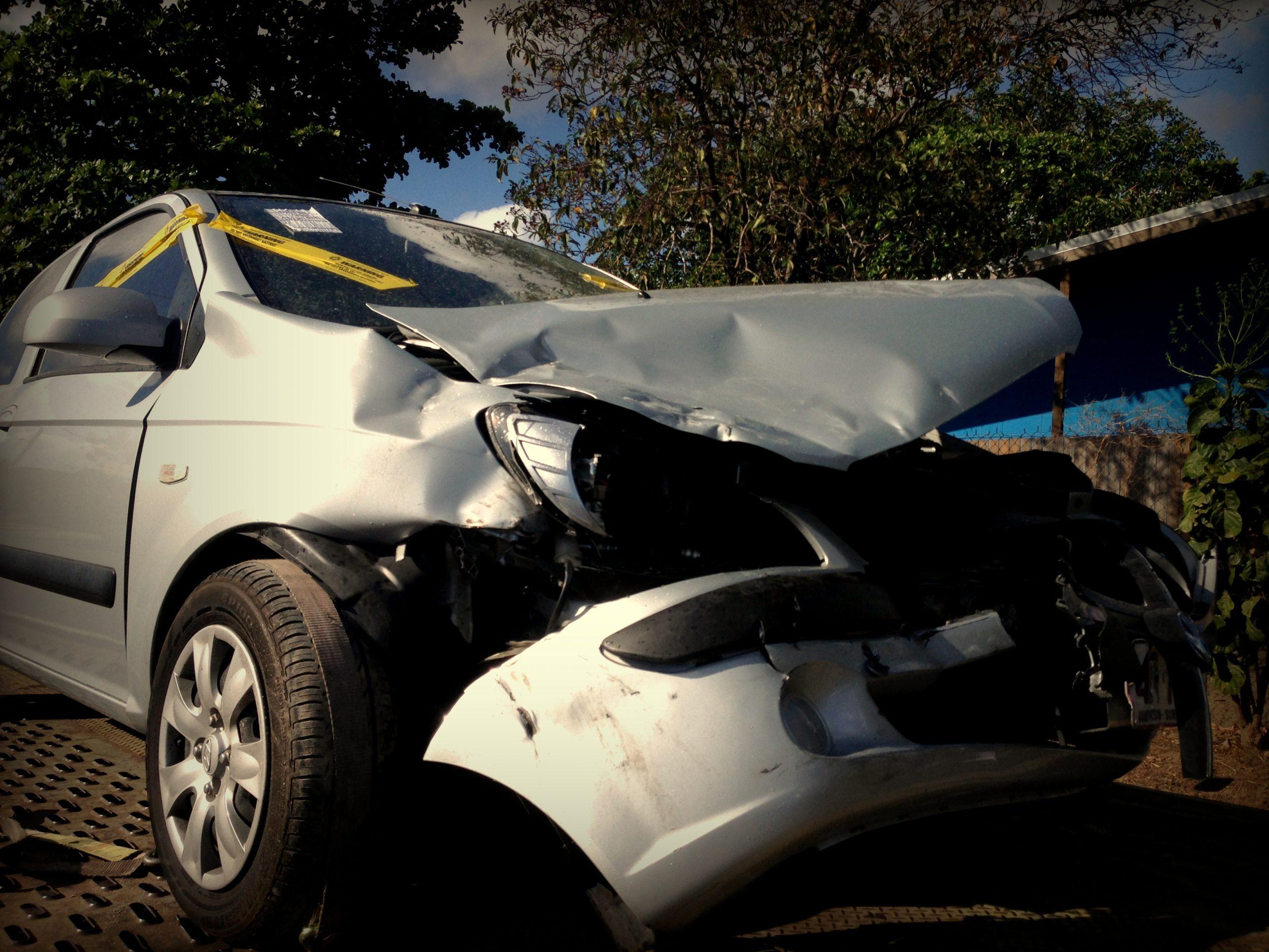 01 - Transporting a broken car